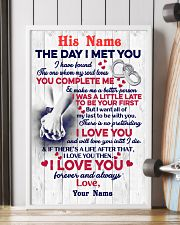 The Day I Met You 11x17 Poster lifestyle-poster-4