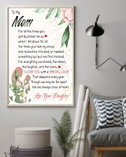 To My Mom 11x17 Poster lifestyle-poster-1