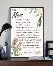 To My Mom 11x17 Poster lifestyle-poster-2