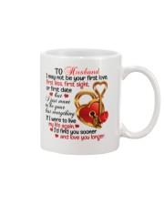 To Husband - Wife - Girlfriend Mug front