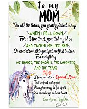To My Mom 11x17 Poster front