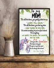 To My Mom 11x17 Poster lifestyle-poster-3