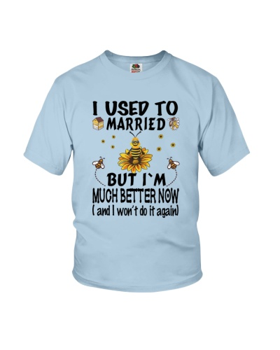 I Used to get married