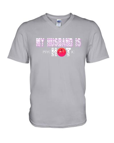 My husband is psychotic