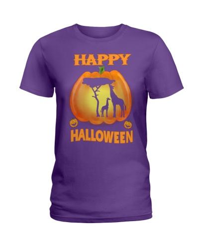 Giraffe Halloween T Shirts
