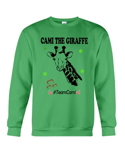Cami the Giraffe