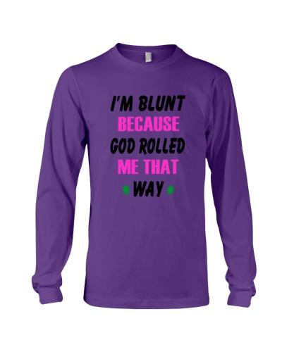 I AM BLUNT