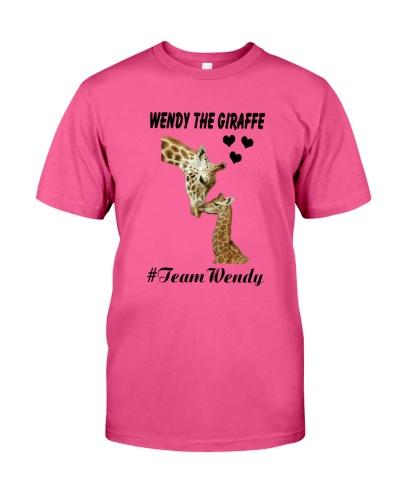Wendy the Giraffe
