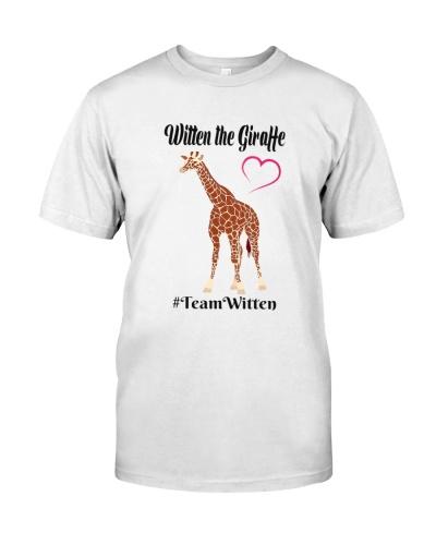 Witten the Giraffe
