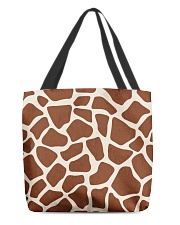 Giraffe Limited All-over Tote front