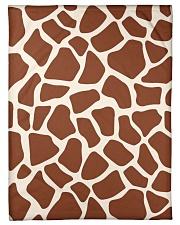 "Giraffe Limited Small Fleece Blanket - 30"" x 40"" thumbnail"