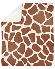 "Giraffe Limited Sherpa Fleece Blanket - 50"" x 60"" thumbnail"