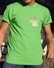 football dad Classic T-Shirt apparel-classic-tshirt-lifestyle-28