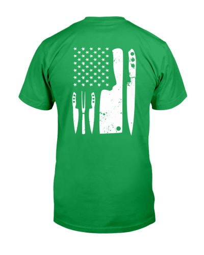 CHEF   Chef Knife Flag