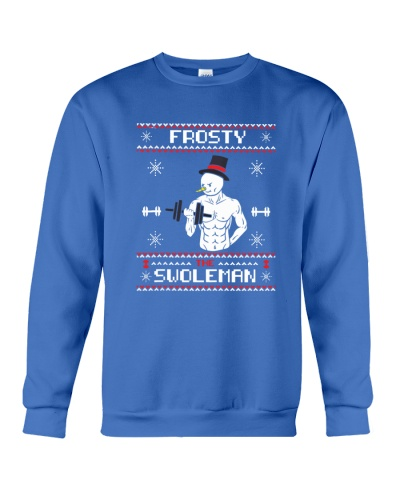 WEIGHT LIFTING   Frosty the Swoleman