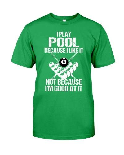 BILLIARD I Play Pool