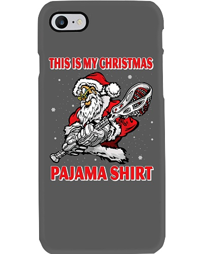 LACROSSE This Is My Christmas Pajama