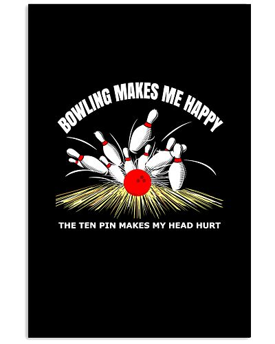 BOWLING   Bowling Makes Me Happy