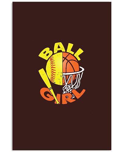 SOFTBALL   Ball Girl