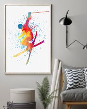 SKIING Poster Freestyle 24x36 Poster lifestyle-poster-1