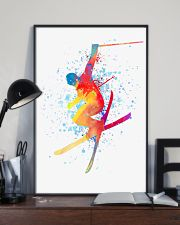 SKIING Poster Freestyle 24x36 Poster lifestyle-poster-2