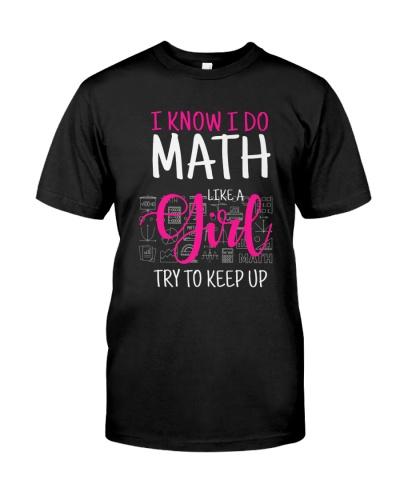 MATH I Know I Do Math