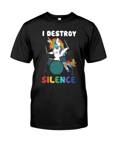 DRUM Silence
