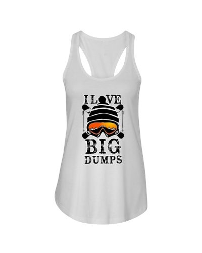 SKIING I Love Big Dumps