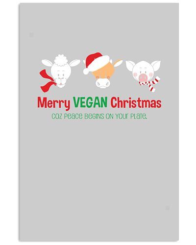 VEGAN   Merry Vegan Christmas
