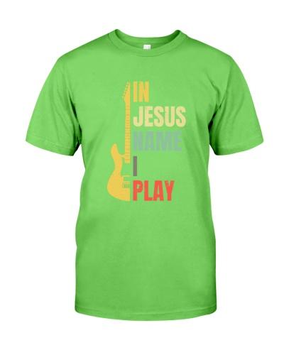 GUITAR    In jesus name i play