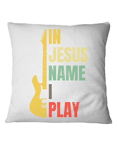 GUITAR    In jesus name i play
