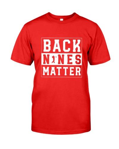 GOLF Back Nines Matter