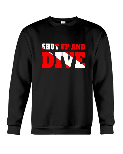 SCUBA DIVING Shut Up And Dive
