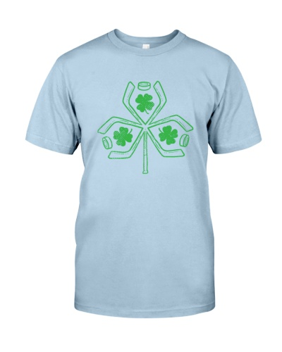 HOCKEY   Ice Hockey Shamrock
