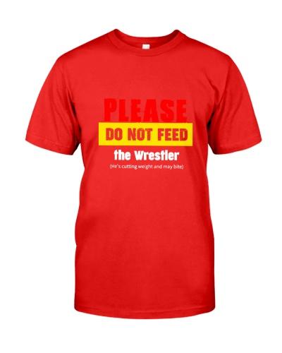 WRESTLING   Please do not feed