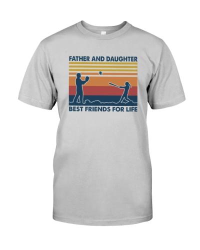SOFTBALL   Father And Daughter