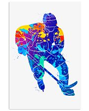 HOCKEY Poster Colorful 24x36 Poster front