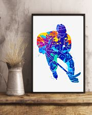 HOCKEY Poster Colorful 24x36 Poster lifestyle-poster-3