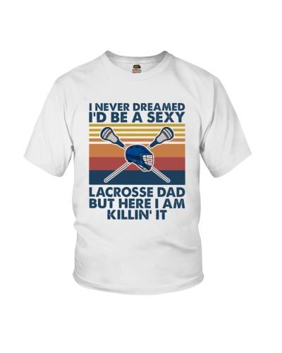 LACROSSE   I never dreamed