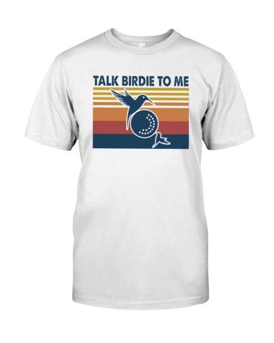 GOLF   Talk Birdie To Me