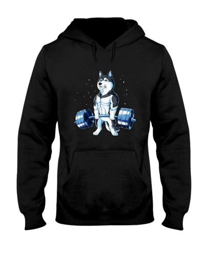 WEIGHT LIFTING Siberian Husky 2