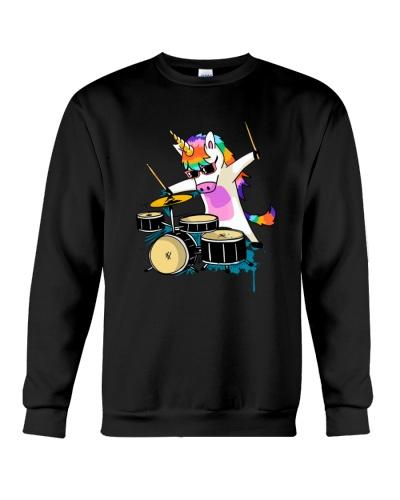 DRUM Unicorn Playing Drum