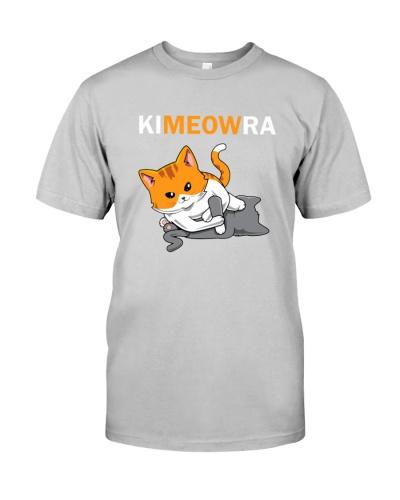 JIU JITSU Kimura n' Cute Kawaii Cat