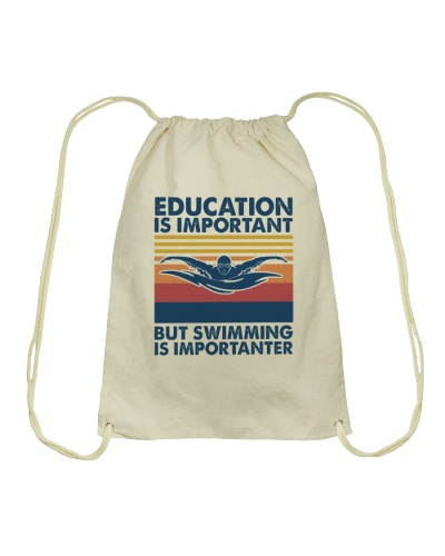 SWIMMING    Education Is Important