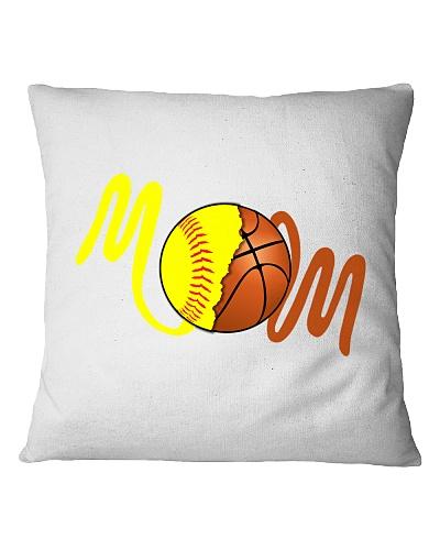 SOFTBALL Mom Basketball