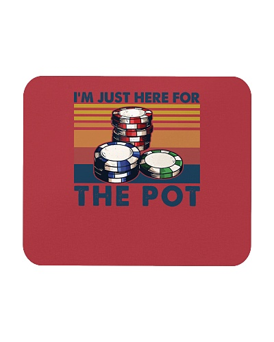 POKER   I'm Just Here For