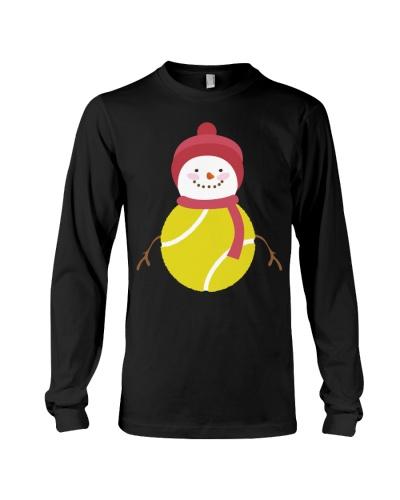 TENNIS Snowman