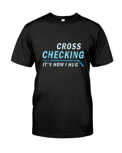 HOCKEY Cross Checking
