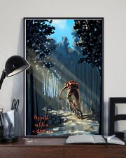 MOUNTAIN BIKING My Way In Life Is A Dirt 24x36 Poster lifestyle-poster-2