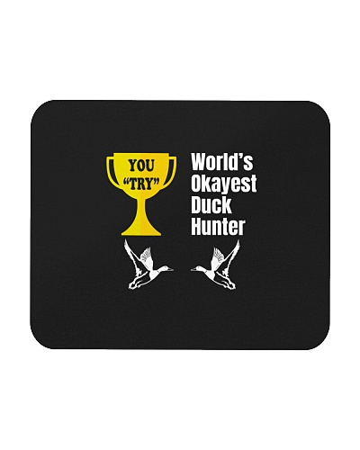 DUCK HUNTING   World's Okayest